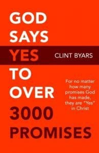 God Says Yes to Over 3000 Promises