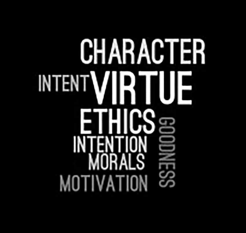 CM 508 Character, Ethics, Manners and Influence