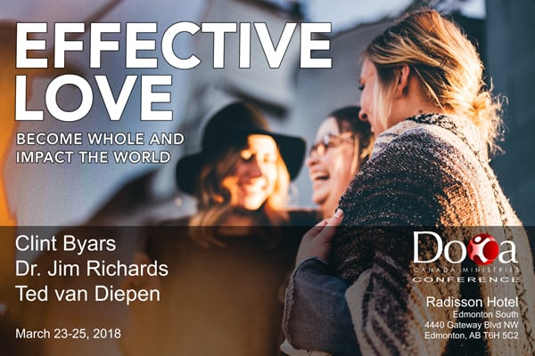 Effective Love - Doxa Canada Conference 2018