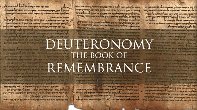 BS 106 Deuteronomy