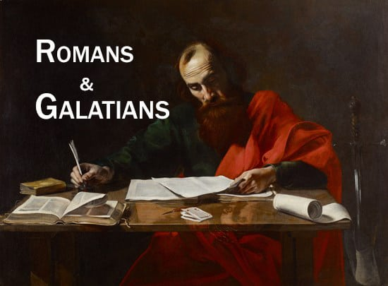 BS 110 Romans & Galatians