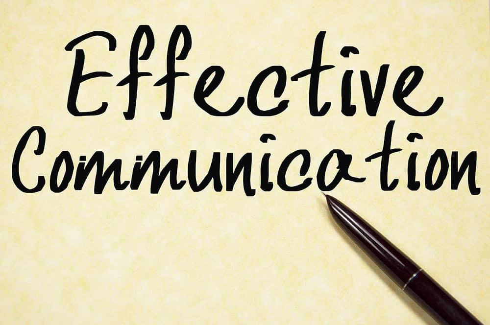 CM 501 Effective Communication