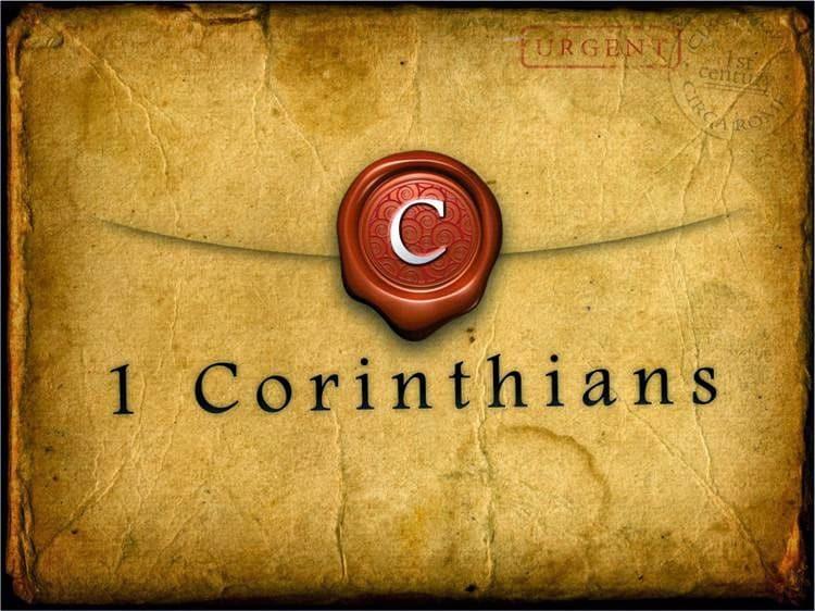 BS 111 First Corinthians