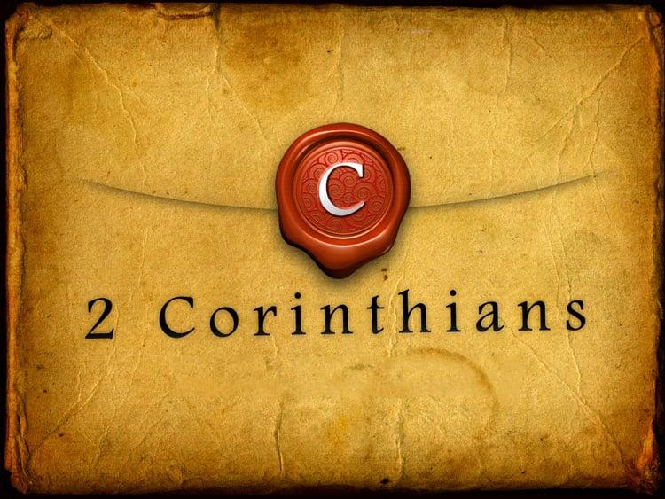 BS 117 Second Corinthians